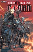 G.I. Joe: Cobra Civil War, Vol. 1: Cobra