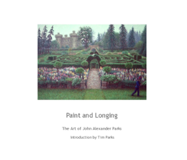 Paint and Longing book