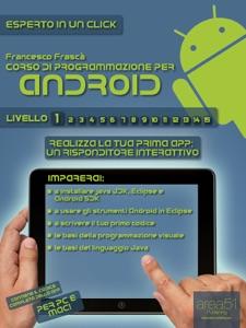 Corso di programmazione per Android. Livello 10 Book Cover