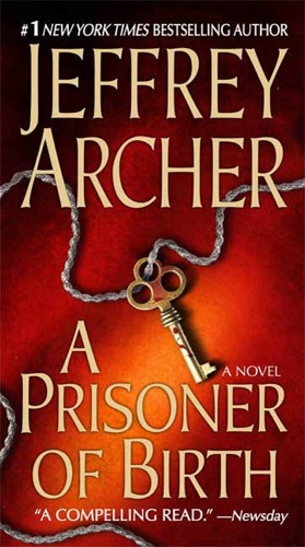 Jeffrey Archer - A Prisoner of Birth