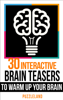 Puzzleland - 30 Interactive Brainteasers to Warm Up your Brain  artwork