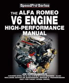 Alfa Romeo V6 Engine High-performance Manual