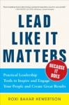 Lead Like It MattersBecause It Does