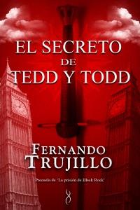 El secreto de Tedd y Todd (Precuela de La prisión de Black Rock) Book Cover