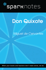 Don Quixote (SparkNotes Literature Guide)