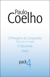 Pack Paulo Coelho 4 El Peregrino De Compostela El Alquimista Y Aleph