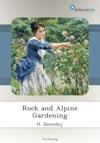 Rock And Alpine Gardening