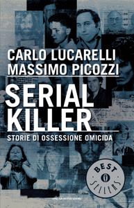 Serial killer Libro Cover