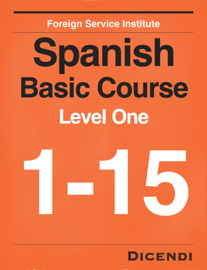 FSI Spanish Basic Course Level 1
