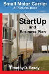Small Motor Carrier StartUp And Business Plan