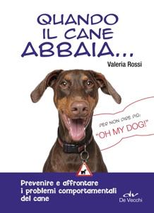 Quando il cane abbaia... Book Cover