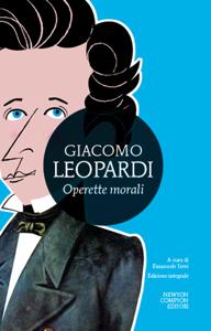 Operette morali Libro Cover