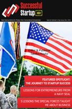 Successful Startup 101 Magazine: Veteran's Issue 2014