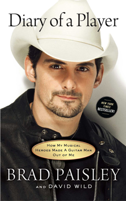 Diary of a Player - Brad Paisley book