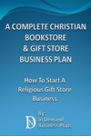 A Complete Christian Bookstore  Gift Store Business Plan How To Start A Religious Gift Store Business