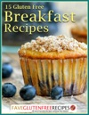 15 Gluten Free Breakfast Recipes
