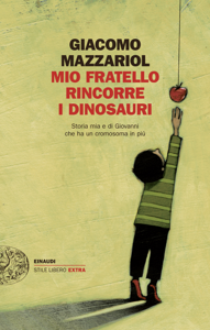 Mio fratello rincorre i dinosauri Libro Cover