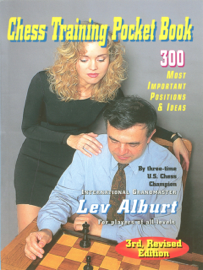 Chess Training Pocket Book: 300 Most Important Positions (Third Revised Edition)  (Comprehensive Chess Course Series)