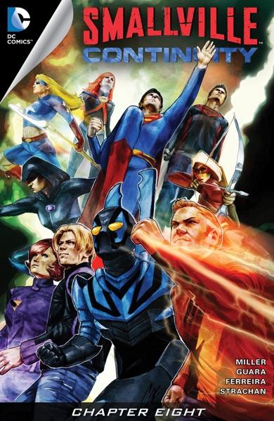 Smallville: Continuity (2014- ) #8