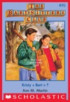 The Baby-Sitters Club 95 Kristy  Bart