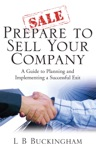 Prepare To Sell Your Company