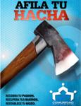 AFILA TU HACHA