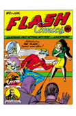 Flash Comics (1940-) #1