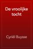 CyriГ«l Buysse - De vroolijke tocht artwork