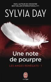 Les anges renégats (Tome 1) - Une note de pourpre