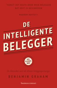 De intelligente belegger Boekomslag