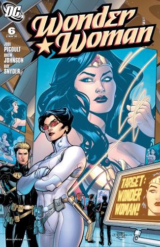 Jodi Picoult & Drew Johnson - Wonder Woman (2006-) #6