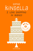 I love shopping in bianco Book Cover