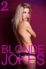 Bonnie Erotic - Blonde Jokes 2 kunstwerk