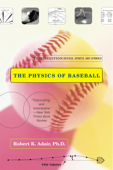 The Physics of Baseball Book Cover