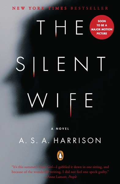 The Silent Wife - A. S. A. Harrison book cover