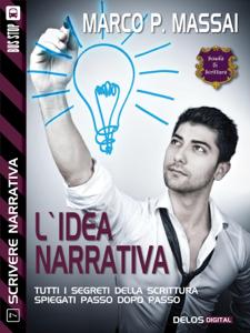 L'idea narrativa Libro Cover