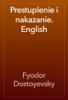 Fyodor Dostoyevsky - Prestuplenie i nakazanie. English artwork