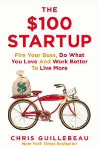 The $100 Startup La couverture du livre martien