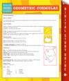 Geometric Formulas Speedy Study Guide