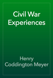 Civil War Experiences book