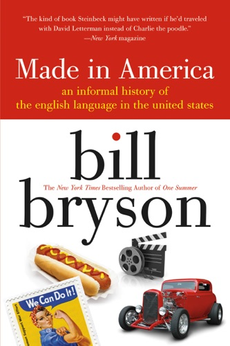 Bill Bryson - made in america