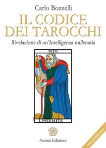 Codice dei tarocchi Libro Cover