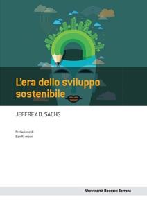 L'era dello sviluppo sostenibile da Jeffrey D. Sachs Copertina del libro