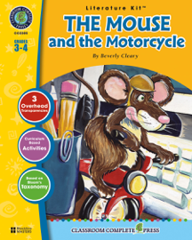 The Mouse and the Motorcycle (Beverly Cleary)