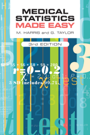 Medical Statistics Made Easy book