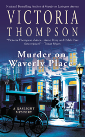 Murder on Waverly Place book
