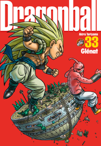 Dragon Ball tome 33 La couverture du livre martien