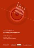 Generationen-Fairness - Arena Analyse 2015