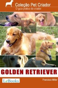 Golden retriever Book Cover
