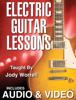 Jody Worrell - Electric Guitar Lessons  artwork